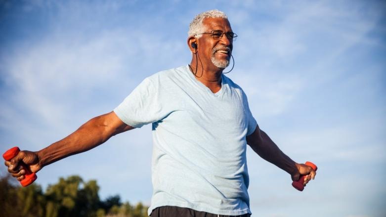 کاهش وزن در سنین بالا ۵۰ سال؛ چند پیشنهاد