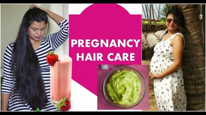 پیشنهادهایی برای مراقبت از مو در دوران بارداری