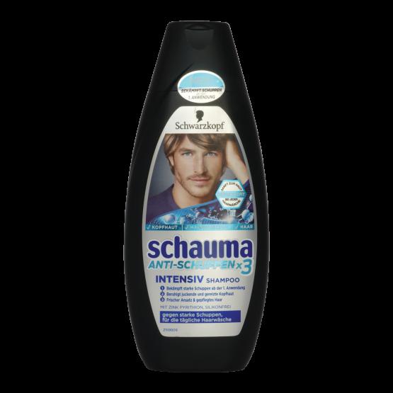 شامپو مناسب مو های دارای شوره ویژه آقایان شوما