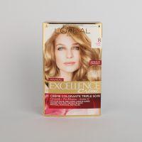 کیت رنگ مو لورال پاریس مدل Excellence شماره 8