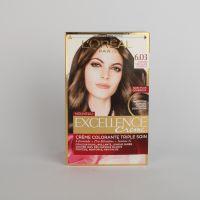 کیت رنگ مو لورال پاریس مدل Excellence شماره 6.54
