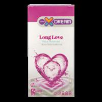 کاندوم لذت طولانی ایکس دریم مدل Long Love