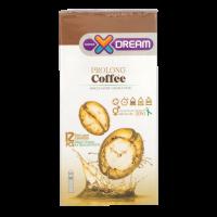 کاندوم تاخیری قهوه ایکس دریم مدل Prolong Coffee