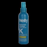 مایع کراتینه درمانی مو و حجم دهنده نلی