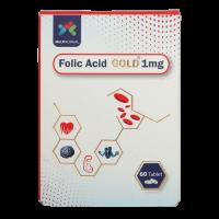 فولیک اسید گلد 1 میلی گرم مولتی نرمال