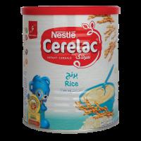 غذای کمکی سرلاک برنج نستله