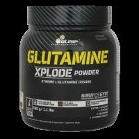 گلوتامین اکسپلود الیمپ - 500 گرم - 50 سروینگ