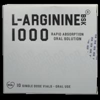 ال آرژنین 1000 بی اس کی 10 ویال - 10 سروینگ