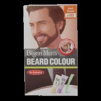 رنگ ریش و سبیل بیگن