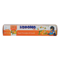 خمیر دندان ژله ای بچه با اسانس پرتقال کومودو اس اچ