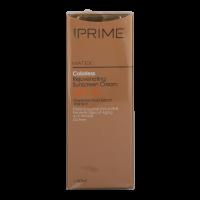 کرم ضد آفتاب جوان کننده مدل Matex Tinted SPF50 پریم