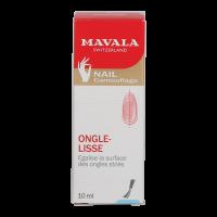 محلول کاهش دهنده ناصافی روی ناخن ماوالا
