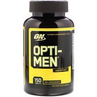 مکمل مولتی ویتامین اپتی-من اپتیمم نوتریشن - 150 عدد