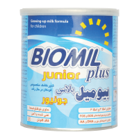 شیر خشک پلاس جونیور بیومیل