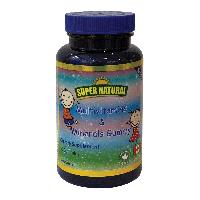 پاستیل مولتی ویتامین و مینرال کودکان سوپر نچرال