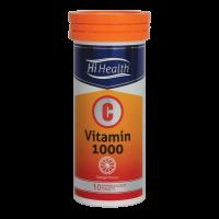 قرص جوشان ویتامین ث 1000 میلی گرم های هلث