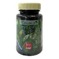 قرص چای سبز کام گرین