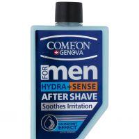 ژل افتر شیو مردانه آبرسان و پوست حساس کامان