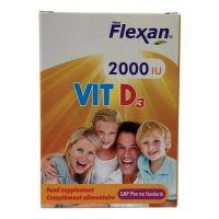 کپسول ویتامین D3 فیشر فلکسان