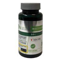کپسول مولتی ویتامین 50 پلاس نوفرما نچرالز