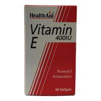 سافت ژل ویتامین ای 400 هلث اید