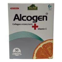 کپسول آلکوژن آلفا ویتامین