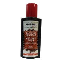 شامپو کافئین روزانه تقویت کننده مو آلوپینکس