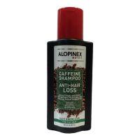 شامپو کافئین تقویت کننده موهای چرب آلوپینکس