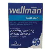 قرص مولتی ویتامین ولمن اورجینال ویتابیوتیکس