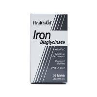 قرص آهن + ویتامین ث هلث اید