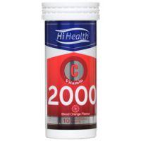 قرص جوشان ویتامین ث 2000 میلی گرم های هلث