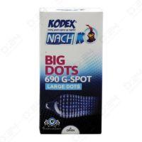 کاندوم مدل Big Dot 690 G-Spot ناچ کی کدکس