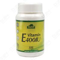 قرص ویتامین E آلفا ویتامینز