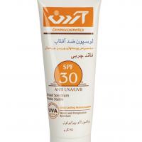 لوسیون ضد آفتاب فاقد چربی SPF 30 آردن